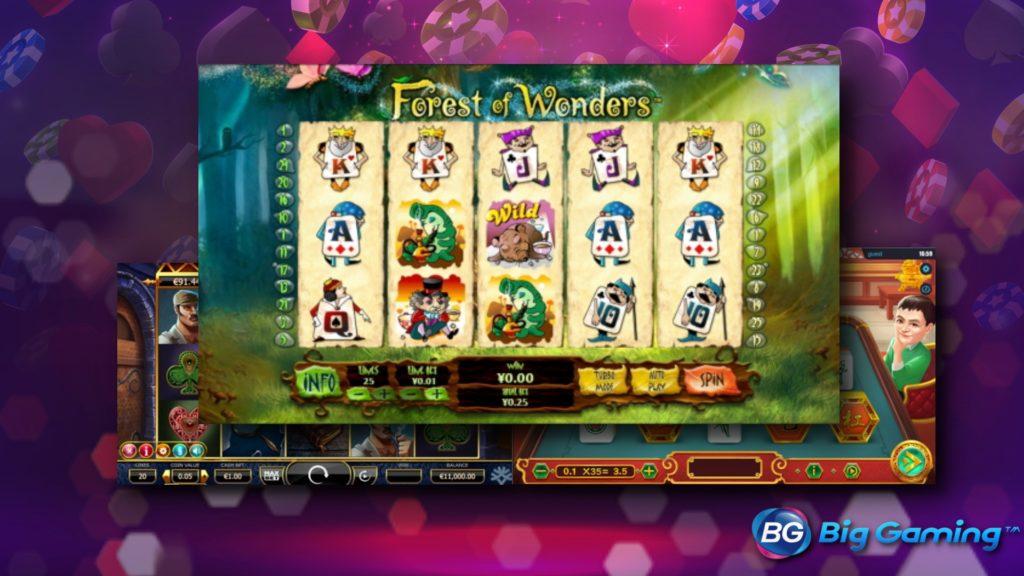 ทดลองเล่น BG Casino สูตรบาคาร่า